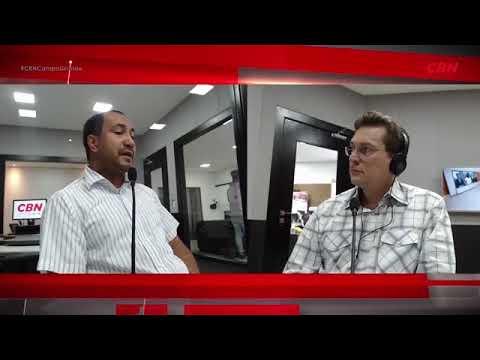 Entrevista CBN Agro: Lucas Recaldes