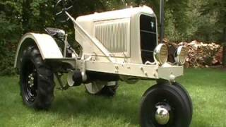 1937 FORD TRACTOR PROTOTYPE