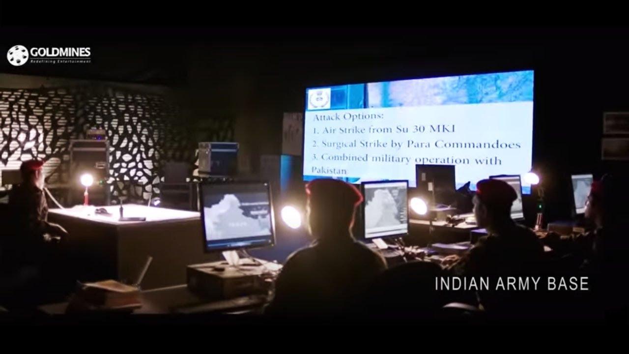 इंडियन आर्मी ने पी.ओ.के. पर कैसे किया सर्जिकल स्ट्राइक देखिए धमाकेदार एक्शन सिन हेब्बूली मूवी से