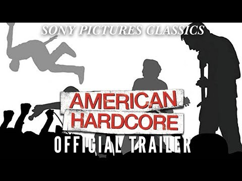 American Hardcore | Official Trailer (2006)