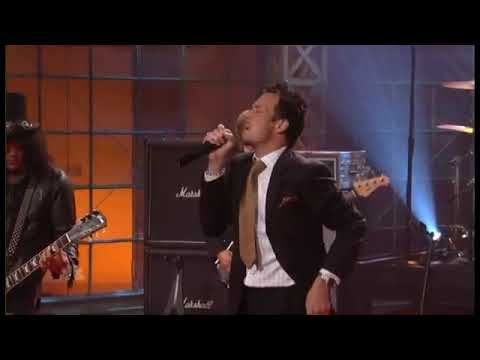 Scott Weiland, Slash & Camp Freddy – Surrender (Jay Leno 2006)