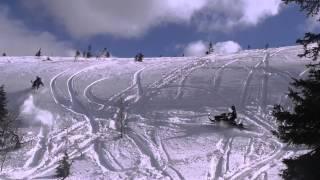 Кандалакша на снегоходах(, 2014-04-09T00:48:05.000Z)