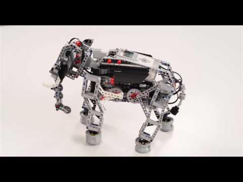 EV3 Robot Seti ve Yazılımı