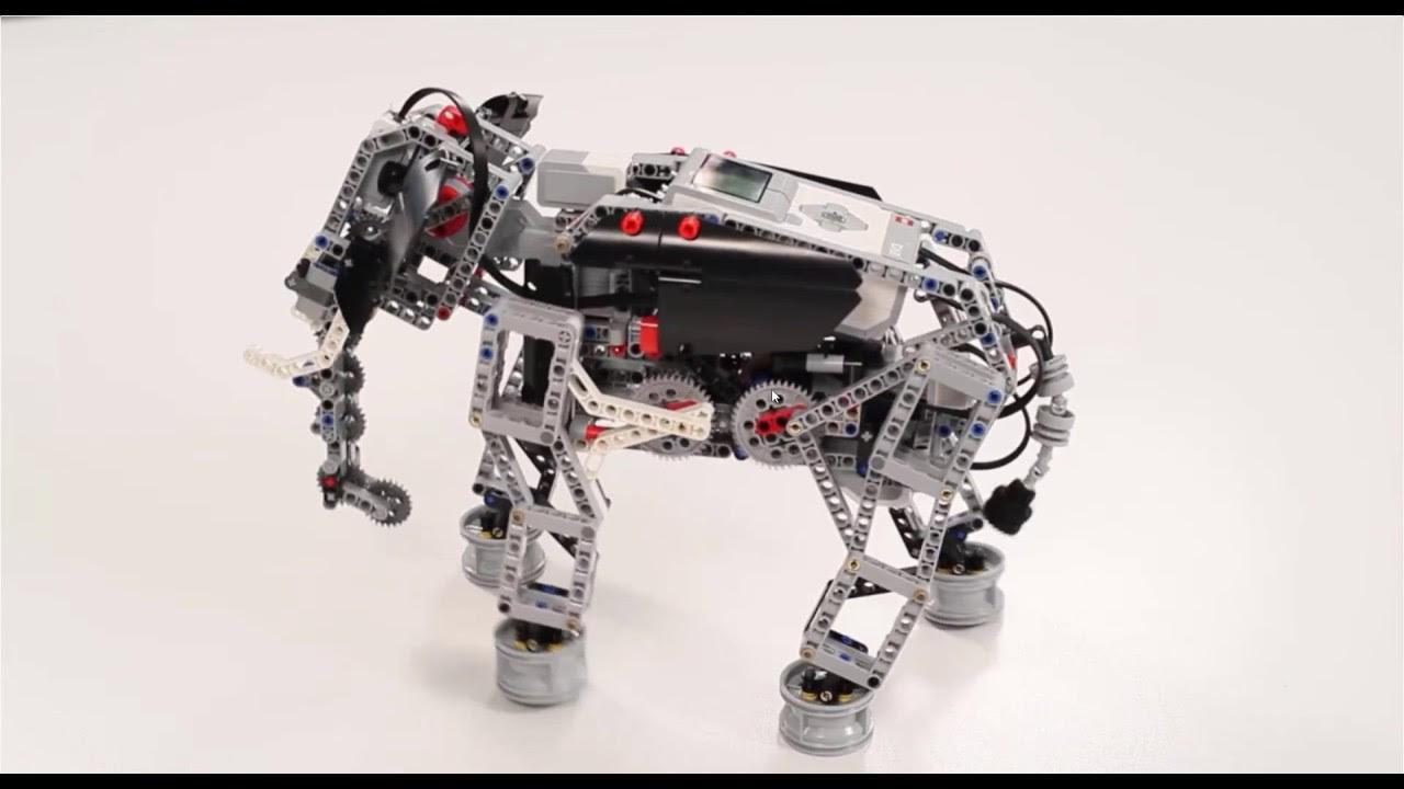 LEGO®️ MINDSTORMS®️ Education EV3EV3 Robot Seti ve Yazılımı Hakkında Eğitici Video