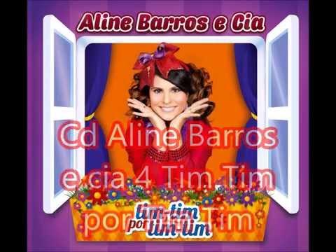 CD ALINE BARROS E CIA4 Tim-Tim por Tim-Tim