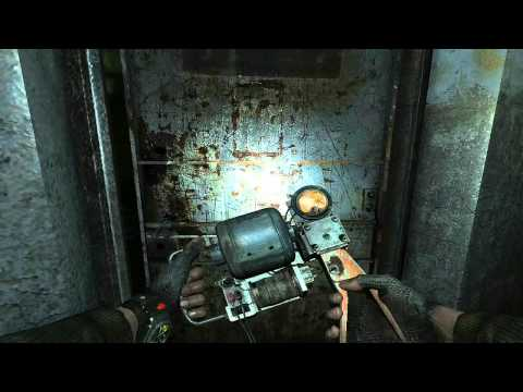 Metro 2033 - Ranger Hardcore Walkthrough Part 3 - Riga + Lost Tunnels + The Bridge + Lost Catacombs