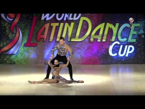 Harold & Regan, Canada, Bachata Sensual Cabaret Pro, Final, WLDC 2016
