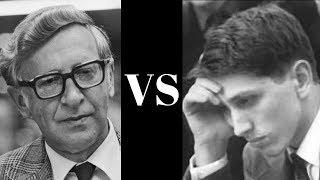 Bobby Fischer seeks revenge vs former World Chess Champion Smyslov - Brief commentary #62 - 1959 Video