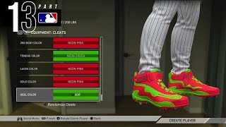MLB 19 Road to the Show - Part 13 - NEW CLEATS
