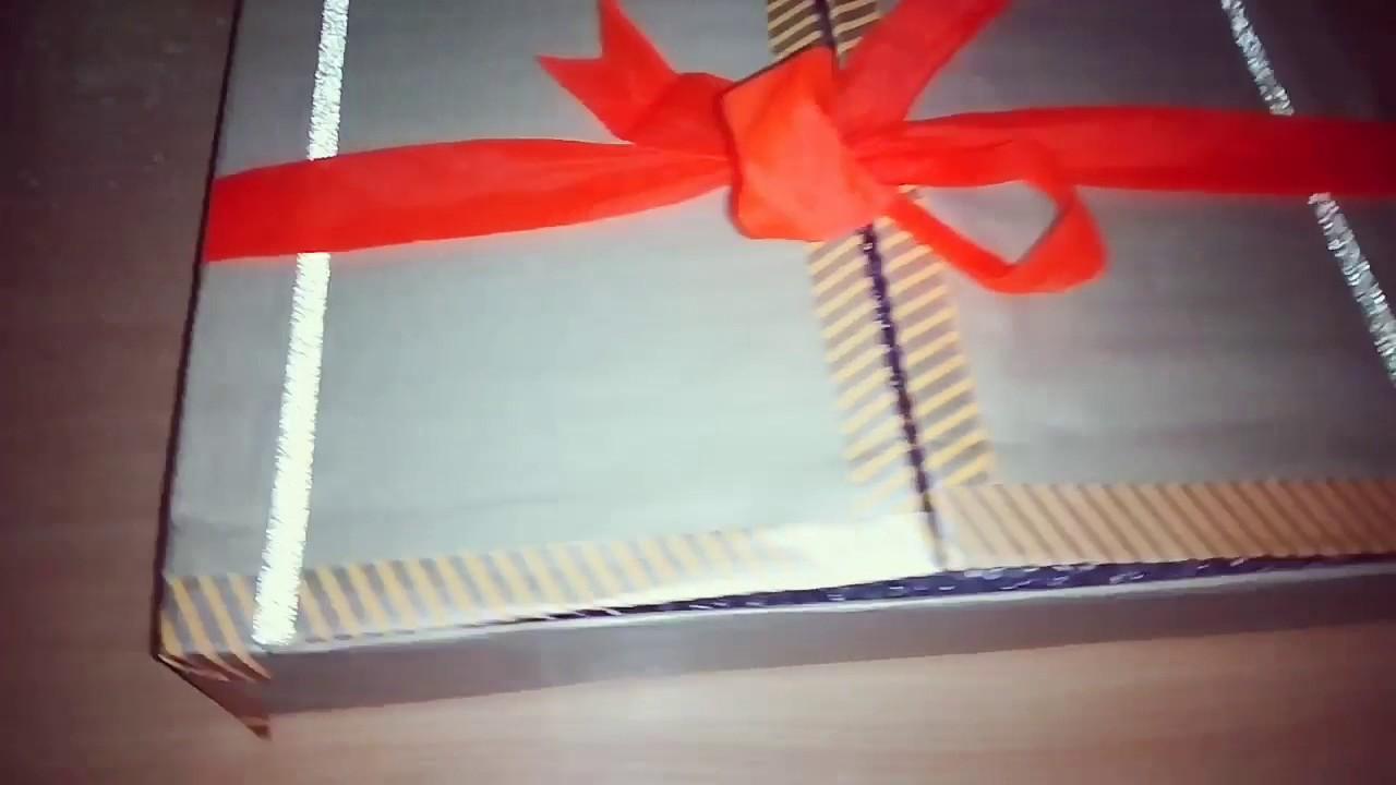 Handmade Wedding Gift Youtube