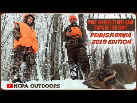What Happens At PA Deer Camp, Stays At PA Deer Camp 2019