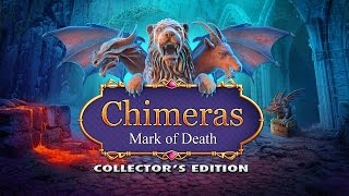 New Hidden Object Game | Chimeras: Mark of Death Collector