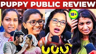PUPPY Movie Public Review | Yogi Babu | Varun | Samyuktha Hegde