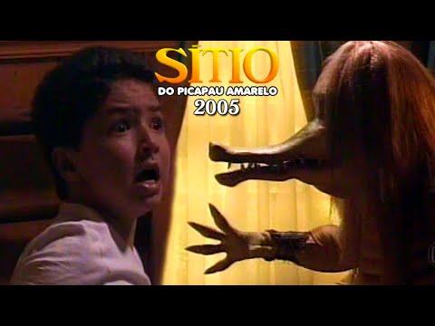 Sítio do Picapau Amarelo (2005) - Cuca Assusta Pedrinho