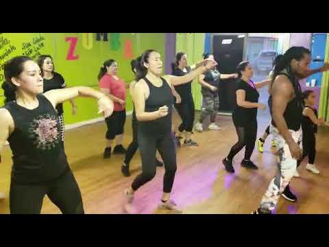 J Balvin, Willy William - Mi Gente (ZUMBA) / Choreo By Chanel Etienne