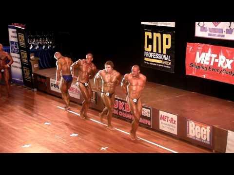 Non Top 6 - Compulsory - Intermediate Over 90kg - Final - UKBFF 2010