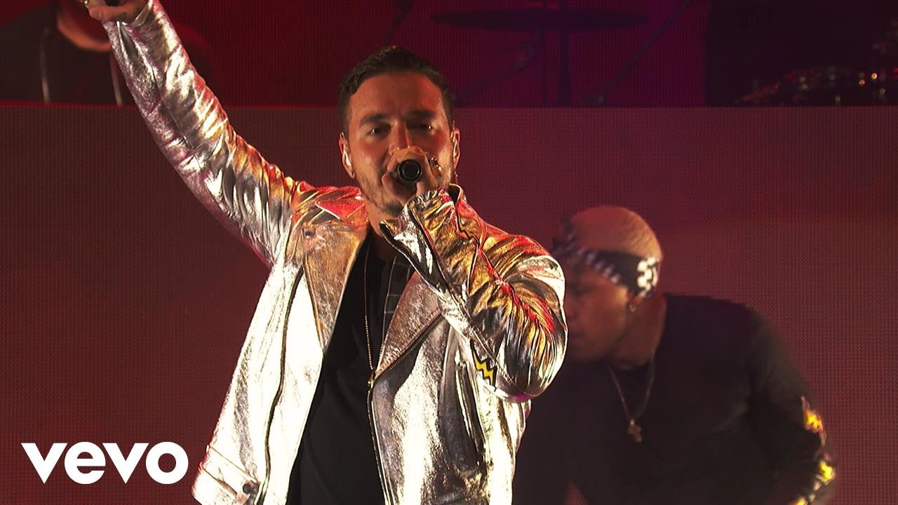 Download J. Balvin - Ginza (Live From The Honda Stage)