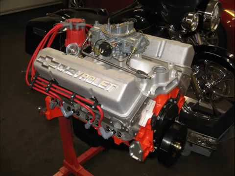 383 Stroker for 2003 Silverado - YouTube