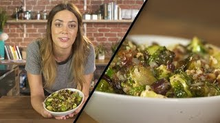Roasted Brussels Sprouts  Megan Mitchell