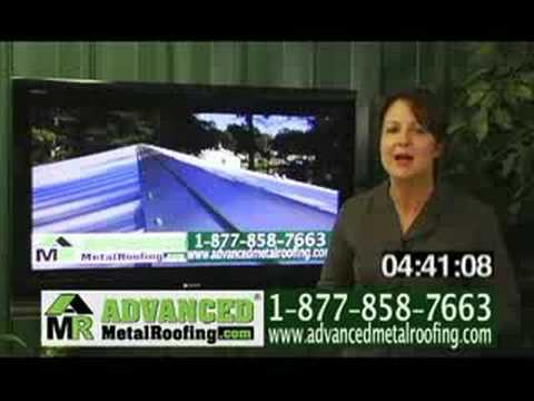 Metal Roofing - Great Colors