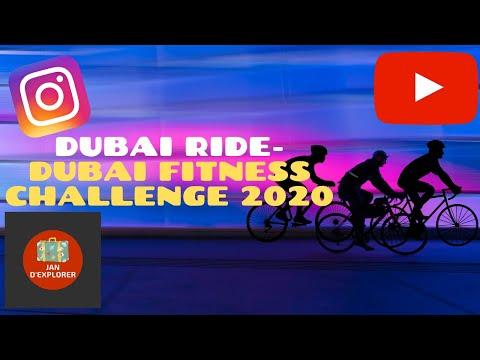 DUBAI RIDE – Dubai Fitness Challenge 2020