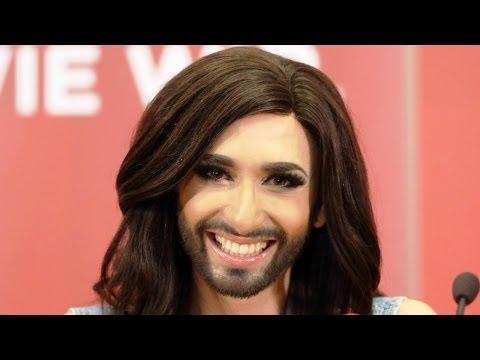 Conchita Wurst 2014 Eurovision Song Contest and Ukraine Crisis
