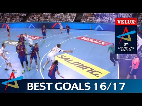 Best goals of 16/17 EHFCL