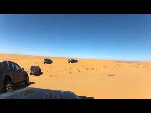 Crossing The Sharqiyah Desert - Destination:Al-Qabil [07-02-2013]
