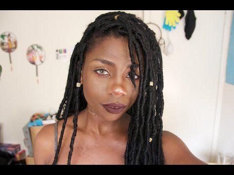 Bobbi Boss African Roots Crochet Braid Bomba FAUX LOCS DREAD