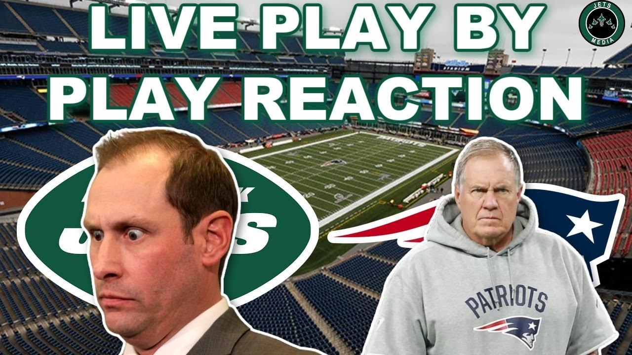 Jets vs. Patriots Live Score Updates