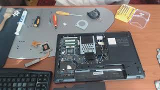 Disassembly Lenovo IdeaPad G560 20042