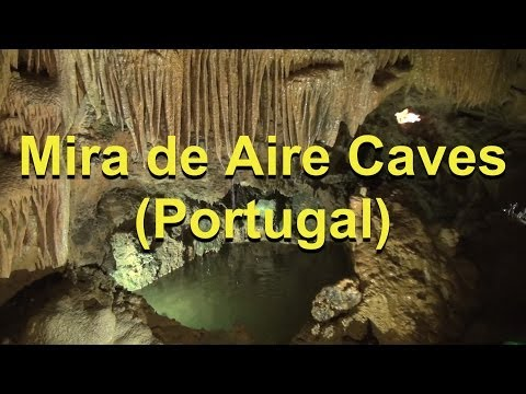 Mira de Aire Caves (Portugal)