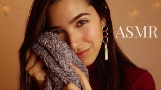 ASMR Personal Attention (Mic scratching, Hair play, Lotion s...