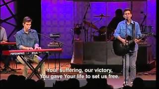 The Power of the Cross (Live) - Benjamin & Christopher Jones