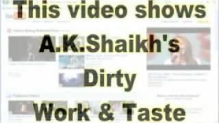 A K Shaikh (AKSHAIKH SAHIB) And Mujra.