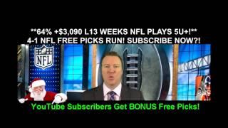 Free NFL Picks Week 16 – Minnesota Vikings vs. Green Bay Packers Prediction 12/24/16 1:00PM ET