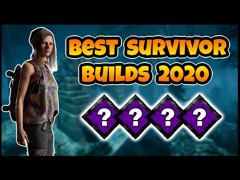 Dead By Daylight Best Survivor Perk Build 2020