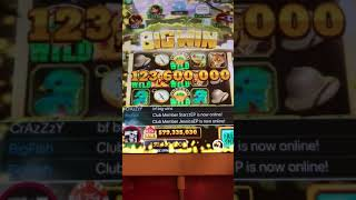 Big Fish Casino (Aztec) Big WINS