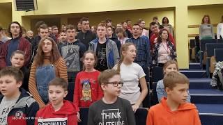 """Spotkanie w ramach projektu """"Akademia Niepodległości"""""""