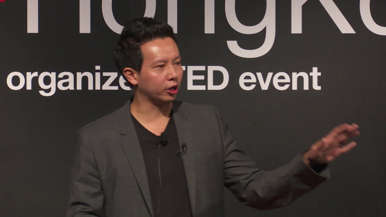 Lifting Gates | Kenny Liu | TEDxHongKong