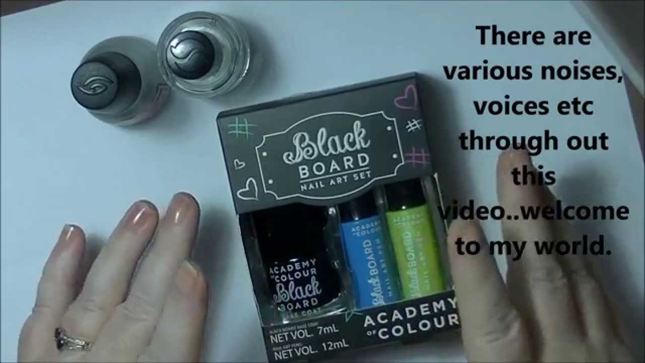 Academy Of Color Nail Polish   Best Nail Designs 2018