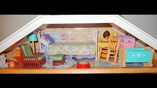 New Mix & Match Furniture For Mansion Barbie Doll House!