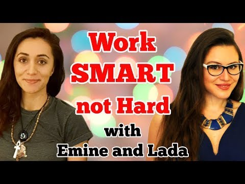 Work SMART, Not HARD! Tips for Small Businesses.