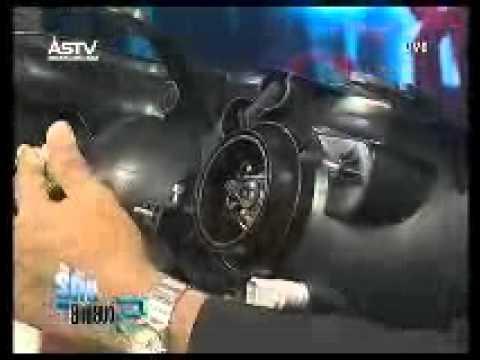 วิธีล้างโคมไฟหน้ารถยนต์ part 1