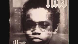 illmatic Nas - Memory Lane (Sittin