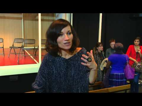 Kate Fleetwood on PIPA 151016 Part 1