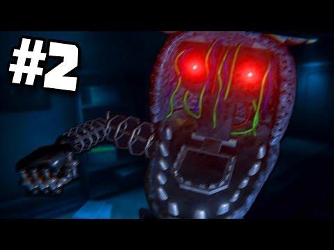БОНИ НОСИ КРЕНВИРШИ!!?! | The Joy Of Creation: Story Mode - Част 2 [DrCraft]