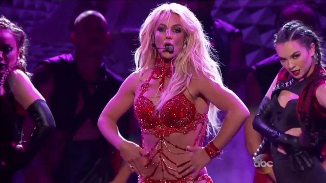 Britney Spears - Medley Billboard Music Awards 2016 full ...
