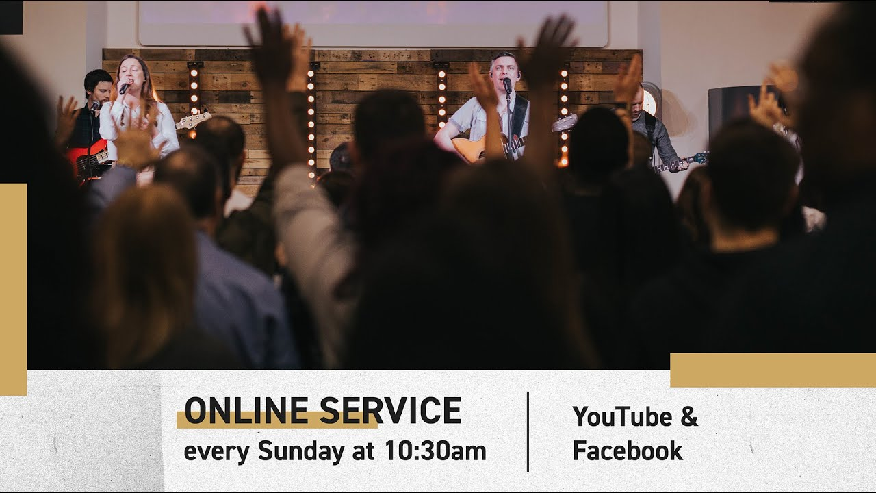 SUNDAY SERVICE 08.11.2020 // THE RETURN OF JESUS TO PLANET EARTH