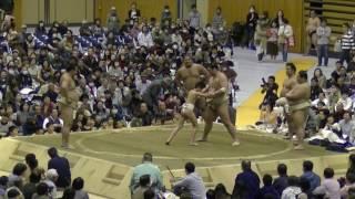 大相撲本場所の取組みを配信するチャンネルです。 2016年7月場所からは...